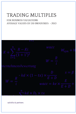 Trading Multiples for Business Valuations – 2013